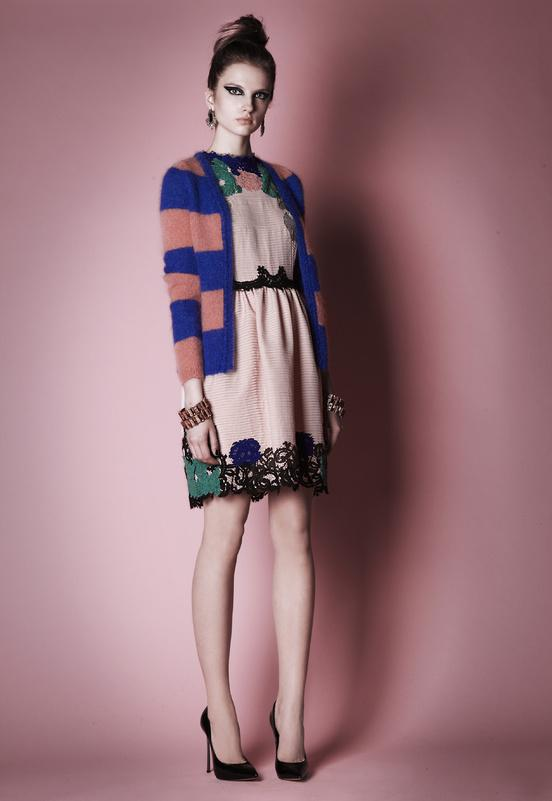 fashion week f/w 12/13. MSGM
