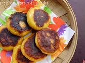 Gâteau patate douce fourré haricot azuki hóngshǔ bǐng