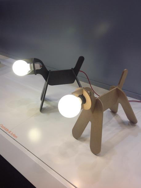Lampe Get out - Eno Studio