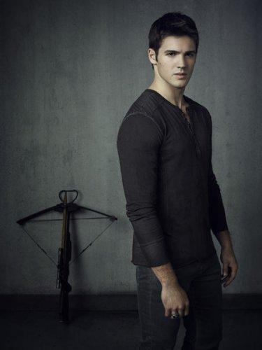 THE VAMPIRE DIARIES Pictured: Steven R. McQueen as Jeremy. Image Number: VD4_Jeremy_Grey_1332r.jpg. Photo Credit: Justin Stephens/The CW. © 2012 The CW Network, LLC. All rights reserved.