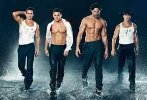 Joe Manganiello dans Magic Mike
