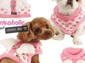 nouveaux harnais d'hiver (2012/13) Pinkaholic pour chiens