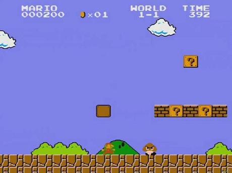 Super%20mario%20bros%20Nes Les meilleurs jeux vidéos vintages jouables  sur le Net.