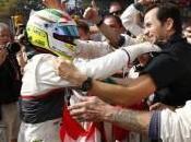 Monza: réactions Pérez Dall'Ara après course