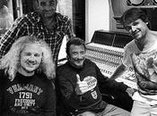 Johnny Hallyday repris chemin studios Photo