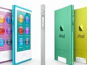 nouvel iPod Nano chez Apple