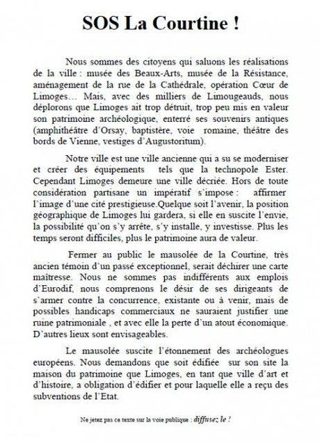 tract-courtine