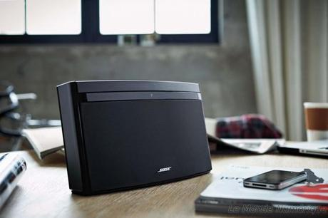Bose lance deux nouvelles enceintes sans fil, SoundLink Air et SoundLink II