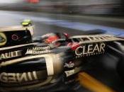 Romain Grosjean sort plus fort suspension