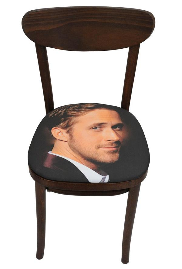 La chaise Ryan Gosling : 950$