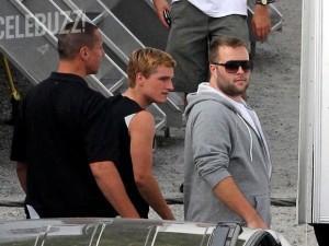 [Photos] Hunger Games 2 : début du tournage à Atlanta