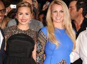 Factor Interview Britney pendant l'avant première show