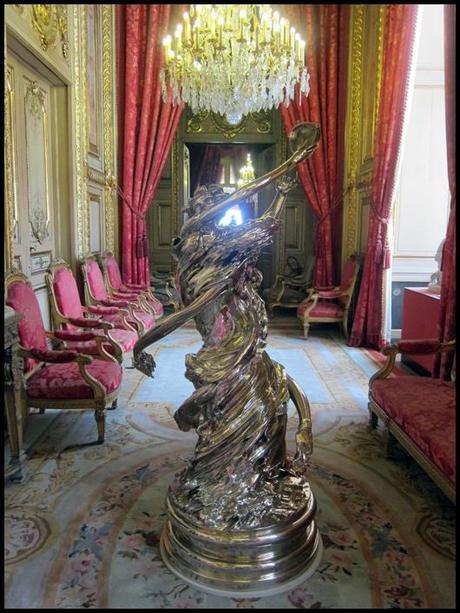 Wim Delvoye : «subtile provoc» au Louvre