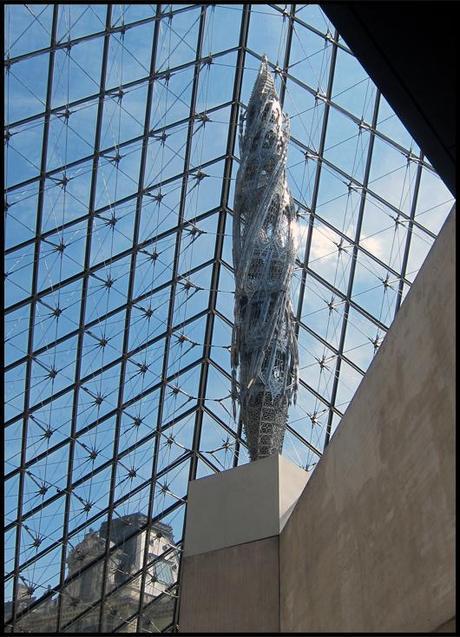 Wim Delvoye au Louvre • Suppo