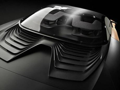Diaporama : le concept car Onyx de Peugeot