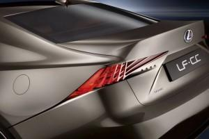 Mondial de Paris : Lexus LF-CC Concept