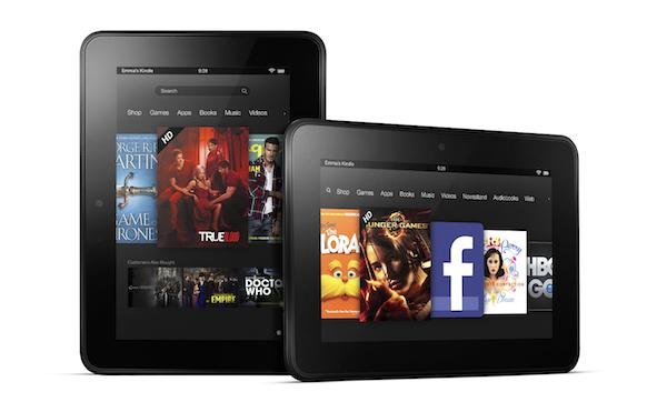 Le Kindle Fire disponible en France