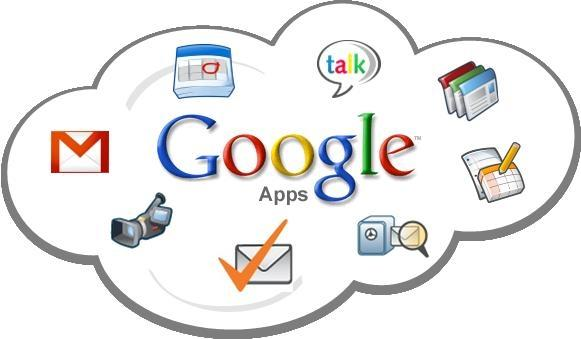 Google Apps IE8