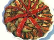 recette Artichaut Tian légumes artichauts
