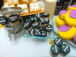 Quand Lush sort sa collection de noël, je suis aux anges