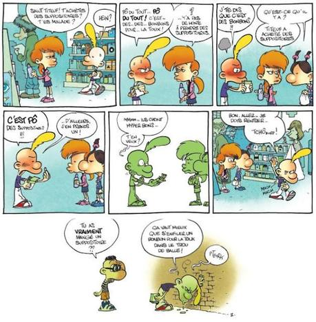 Titeuf n°13 - A la folie!