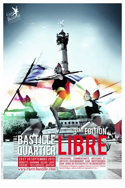Bastille Quartier Libre