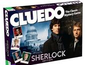 Lancement d'un Cluedo version Sherlock (BBC)