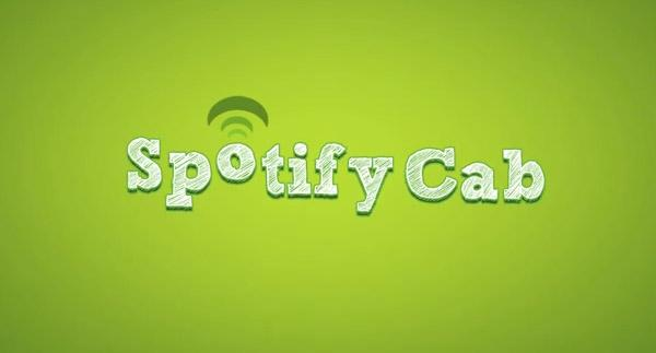 Spotify Cab, vos playlists Spotify sur l'autoradio du Taxi