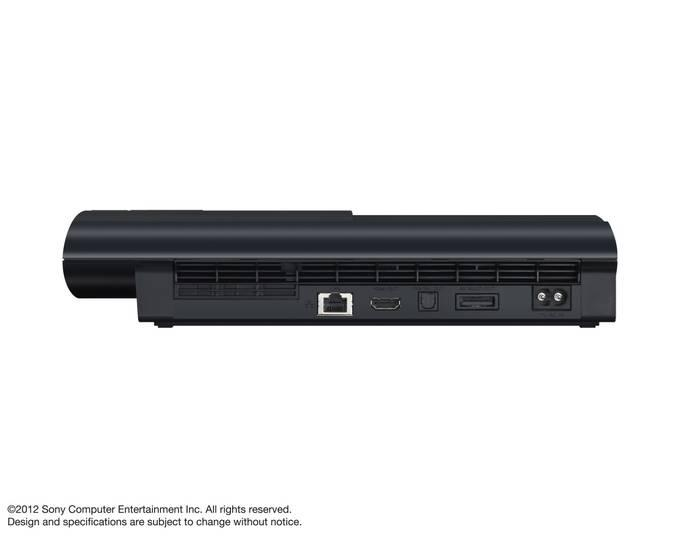 Une nouvelle version de la PS3 Slim