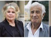 Brigitte Bardot, Alain Delon, Jean-Paul Belmondo contre tauromachie
