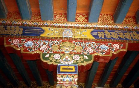 Dorje Drak monastere tibet