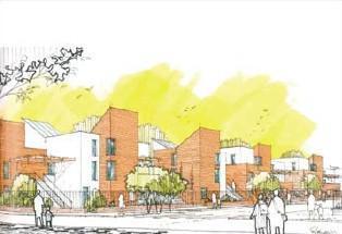 Habitat urbain innovant dans les Yvelines