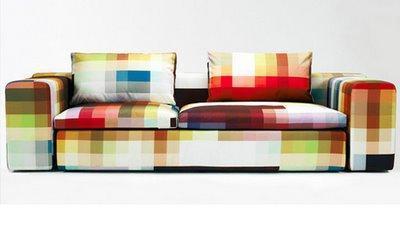 Plush Pixels par Christian Zuzunaga