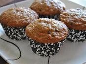 Muffins carottes ananas