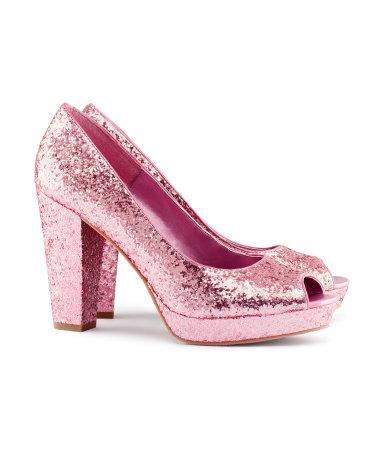 61976be57c4d8 Les chaussures pailletées - Paperblog