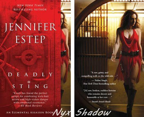 [News] - [Couverture] - Deadly Sting, de Jennifer Estep