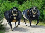 Alphadog, robot-chien l'armée américaine.