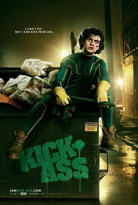 Zoom sur Kick Ass 2