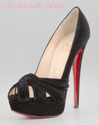 Jimmy Choo, Christian Louboutin… leurs sublimes Collections Automne 2012!