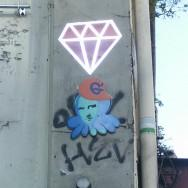 Diamant Street Art 16