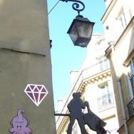 Diamant Street Art 14