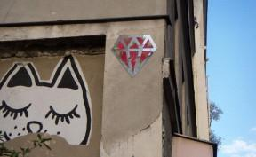 Diamant Street Art 8