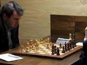 Échecs Mamedyarov miniaturise Giri coups