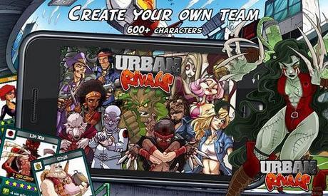 Urban Rivals – Un jeu de carte très combatif