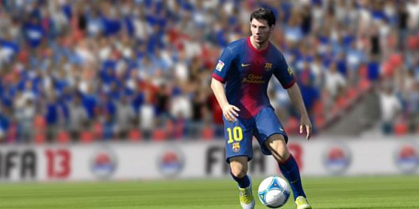 FIFA 13 : Making of du spot TV