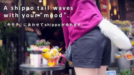 Shippo : une queue à contrôler par la pensée
