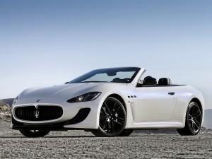 Maserati GranCabrio MC Stradale 2013