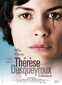 Thérèse Desqueyroux : l'affiche