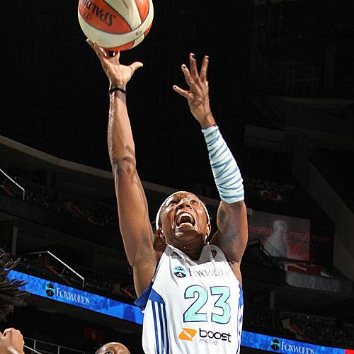 Cappie PONDEXTER (New York) wnba