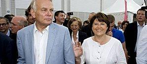 """Martine Aubry Premier ministre """"Mais pourquoi pas"""""""